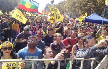 Marcha No+ AFP: 10 mil personas contra el robo sin fin y la miseria previsional