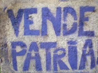 """""""Patriotas"""" por la Gran Minería Privada"""