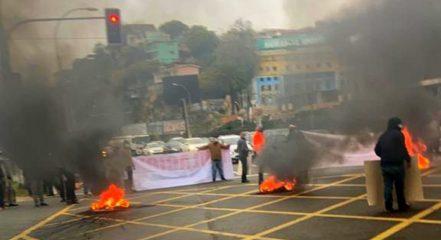 """La lucha de los pescadores artesanales de Caleta Portales en Valparaíso: """"No aguantamos más"""""""