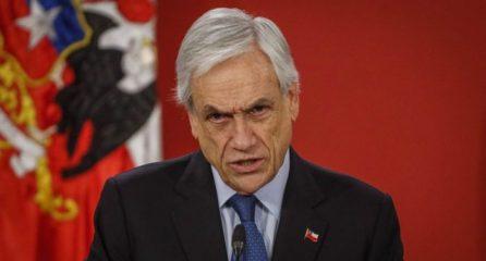 Chile. El delito de Sebastián Piñera en los Papeles de Pandora tiene un solo nombre: Traición a la Patria